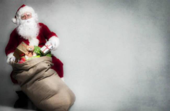 Дед Мороз во сне