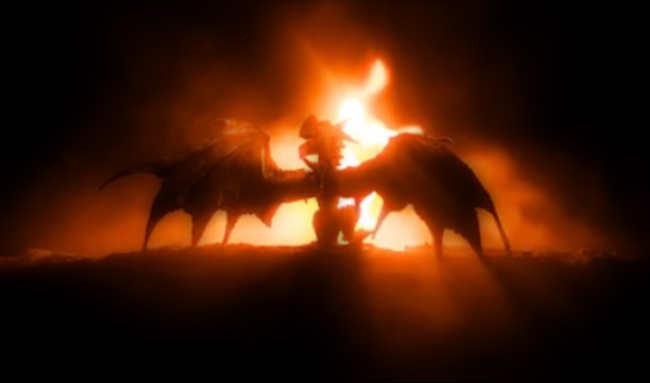 Дракон во сне