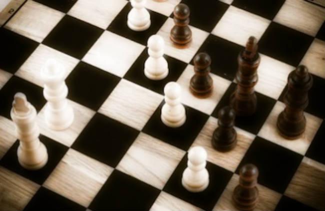 Шахматы во сне