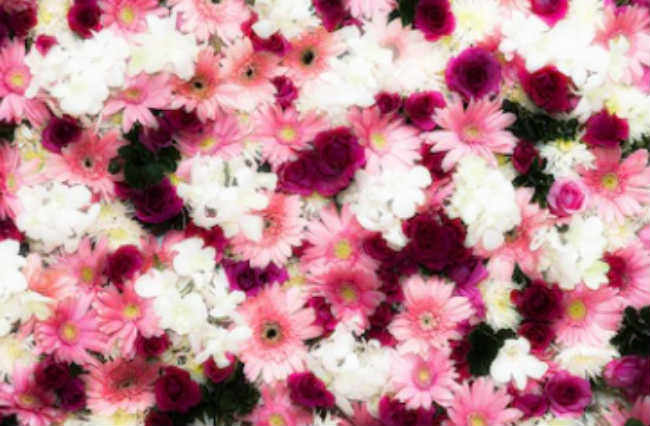 Букет цветов во сне